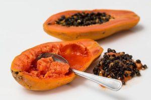 Papaya. Una fruta que nos ayuda a hacer la digestión
