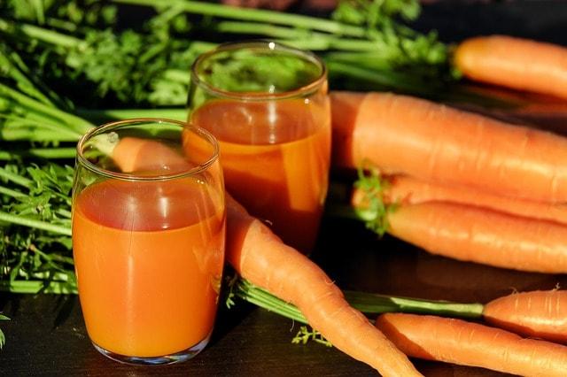 Zanahoria. Propiedades y beneficios
