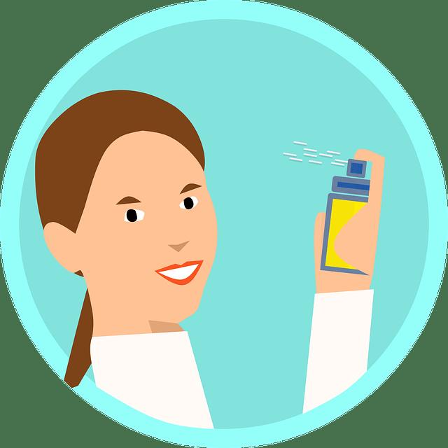 Spray de Avena para la cara