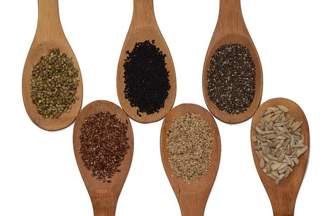 mezcla de semillas
