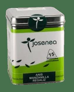 Josenea Anís, manzanilla y regaliz